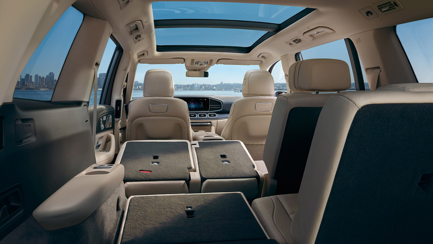 2020 Mercedes-Benz GLS 450 Interior