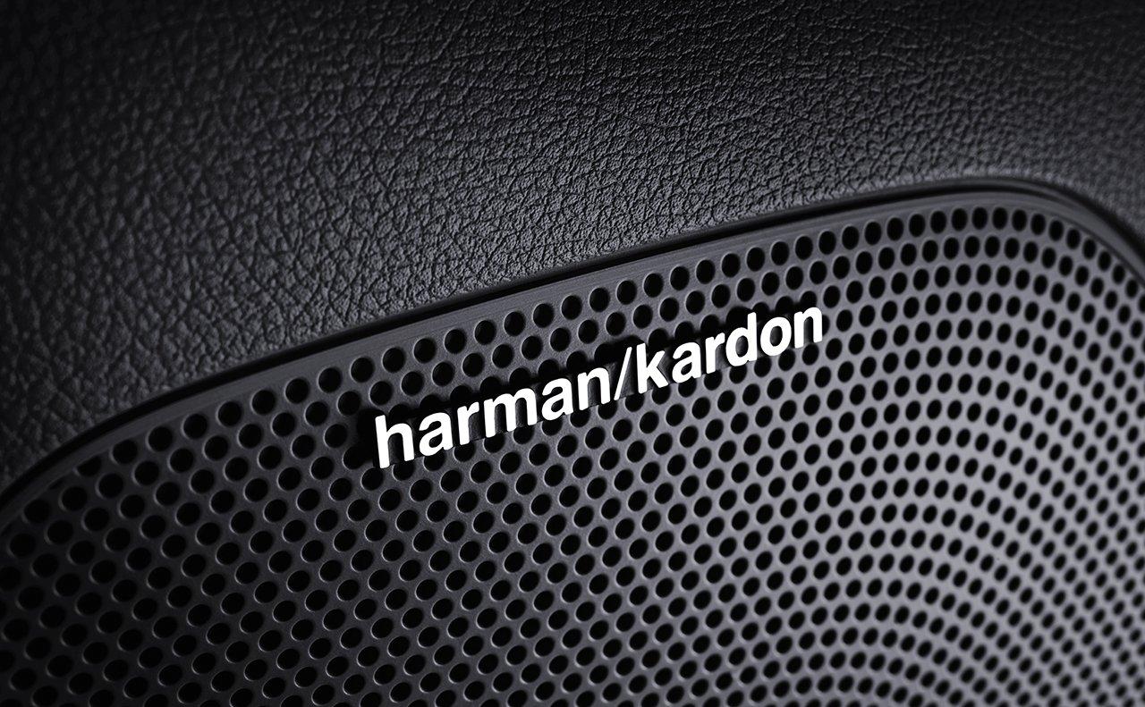 harman/kardon sound system in 2018 Kia Optima