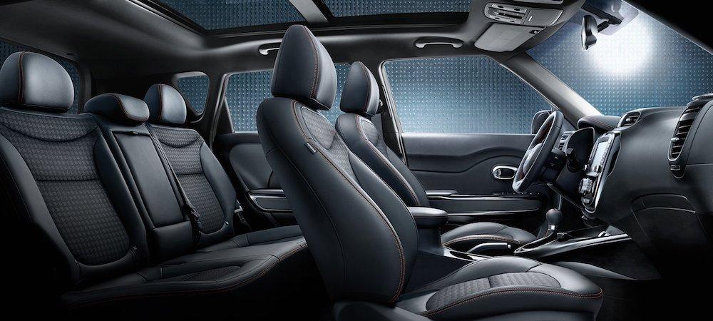 Kia Soul Interior Seating