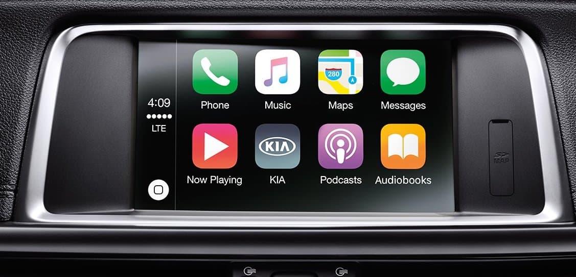2019 Kia Optima Infotainment System