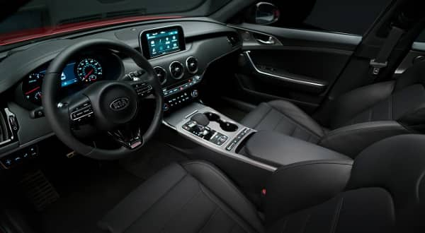 2019 Kia Stinger Interior cabin